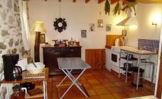 Gîte Karinou - La cuisine